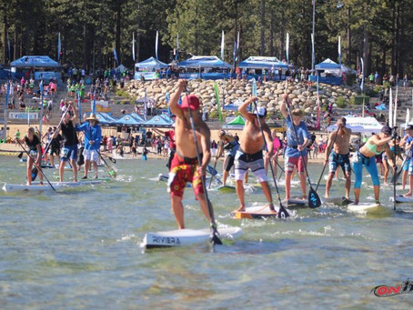 Standup Paddleboards to the Rescue!