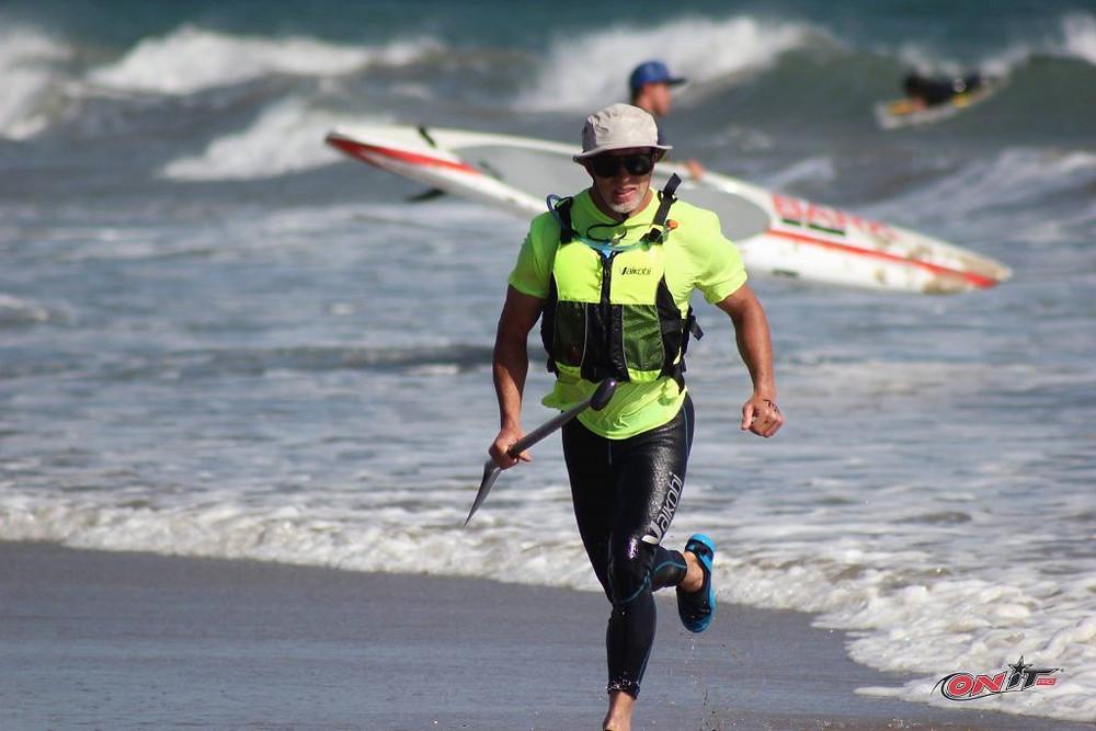 malibu downwinder, onit pro, sup examiner, paddling, leo carrillo state beach