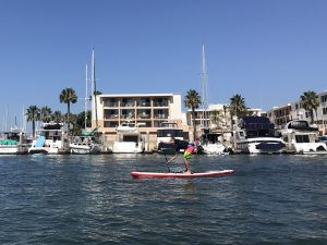 Red Paddle Co, elite msl, sup examiner, marina del rey board review, stand up paddling, michael kelley, mother's beach, los angeles