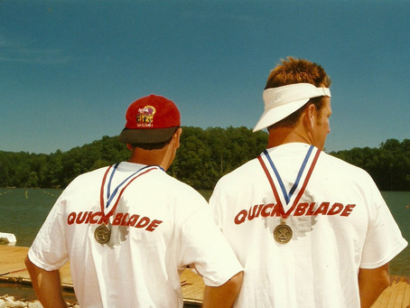 QB25: The Silver Anniversary of Quickblade Paddles