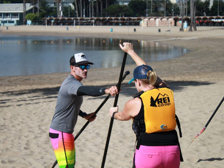 The Making of a SUP Instructor