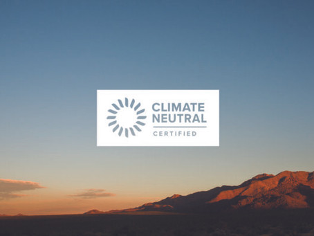 New Climate Neutral Certification Provides Carbon Labeling for Companies