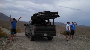 Lake Mohave and the SIC Bullets