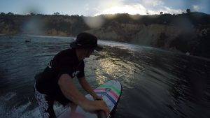 Infinity New Deal, SUP Surfing, Shelta Hat, Matt Chebatoris, Palos Verdes, The Cove, South Bay, surfing