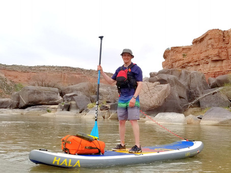 Colorado River Excursion: Paddling the Ruby Horsethief Section