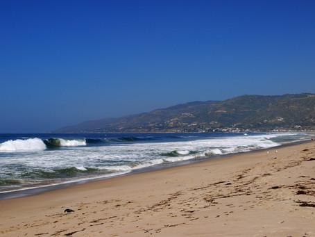 Los Angeles County Beaches Closed Due to COVID-19