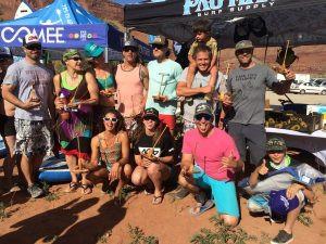 Back of Beyond, Paddle Moab, SUP Examiner, Hala Gear, Pau Hana, Colorado River, Paddling, Standup paddling