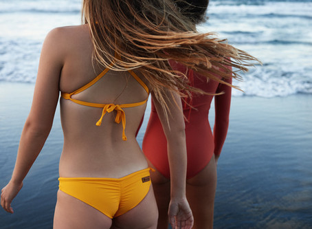 Sustainable Swimwear: OY Surf Apparel
