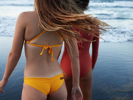Sustainable Swimwear: OY Surf Apparel