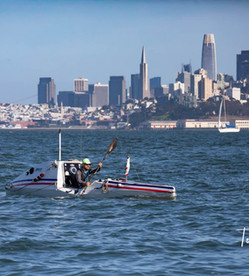 Kayaker Plans Solo Journey From California to Hawaii