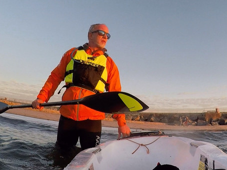 Gear Review: Vaikobi VDRY Paddling Jacket