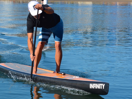 The Marina del Rey Strava SUP Throw Down