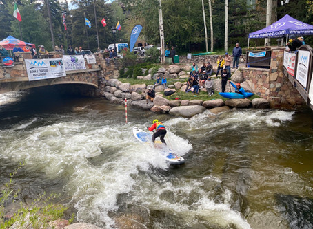 Vail Whitewater Series 2020