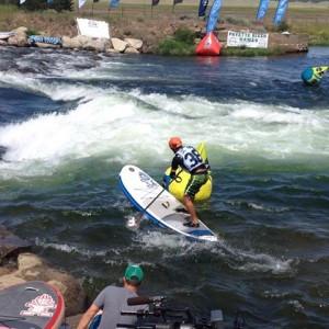 Jonas Letieri, Payette River Games