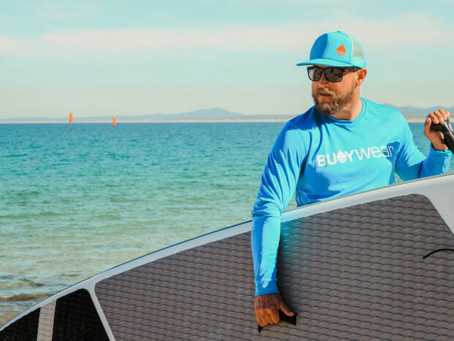 BUOY WEAR Makes Sun Protection Effortless with New Water Sports Apparel Collection