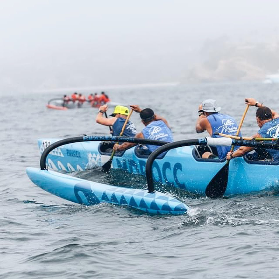 Marina del Rey Outrigger Canoe Club, MDROCC, PaddleXaminer, Outrigger, SCORA