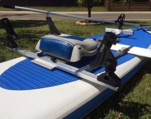 inflatable paddleboards, inflatable paddleboard, isup, sea eagle, rowing rig, kayak rig, sup examiner