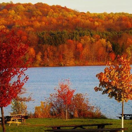 Fall Paddling in New York's Great Northern Catskills of Greene County