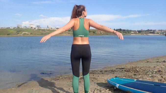 training, virus, compression gear, paddlexaminer, paddling