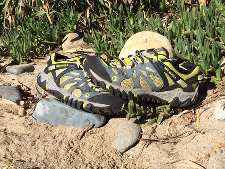 Merrell All Out Blaze Aero Sport: Your Go Anywhere Water Shoe