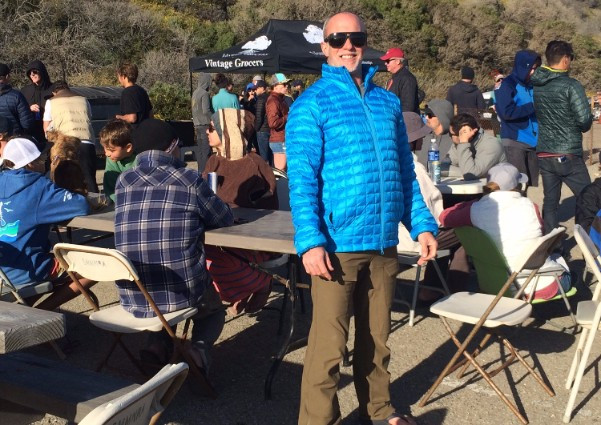 malibu downwinder, merrell, northrite pants, fleece pants, sup examiner, leo carrillo beach, warm pants