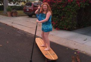 Hamboards, land paddling, sup examiner
