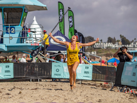 Local Talent Shines at 2018 Pacific Paddle Games