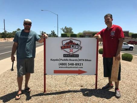 Redline Rentals and Sales: Mesa, Arizona