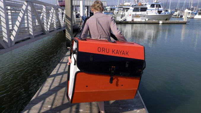 Oru Kayak, haven kayak, kayak