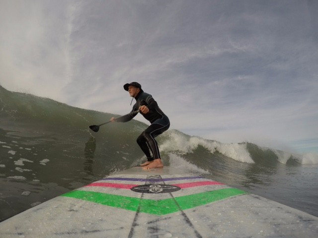 OnIt Pro, Shelta Hats, Quickblade Paddles, New Deal, Infinity New Deal, LACMA, Los Angeles County Museum of Art, Merrell, Dave Boehne, SUP Examiner, Infinity SUP, Infinity Surfboards, Matt Chebatoris