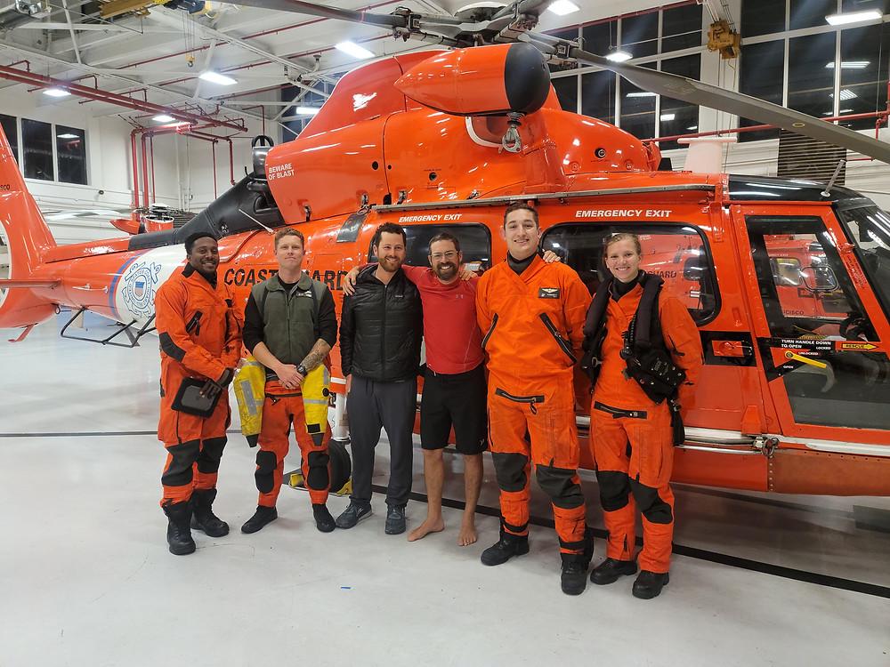 Cyril Derreumaux, paddlexaminer, uscg helicopter, california to hawaii, solo, paddler, kayak, kayaker