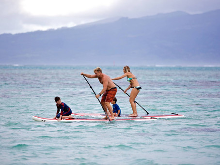 How to Choose Your First SUP