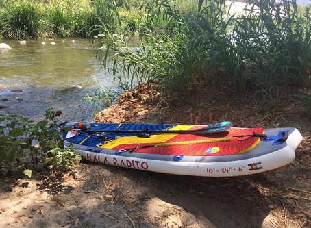 The Hala Radito is One Rad Inflatable SUP