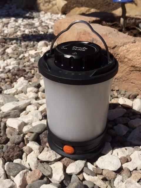 Fenix Camp Lantern, Fenix CL30R, Fenix, Camp Lantern, Outdoor Lighting