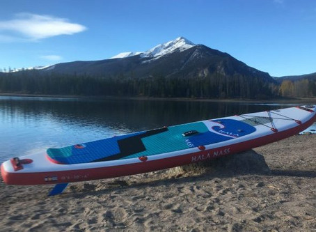 Examining the Carbon Hala Nass Inflatable SUP