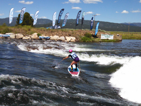 Making a Case for Whitewater SUP