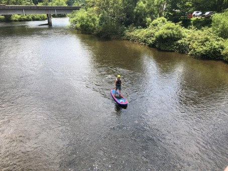 Heading back East! Paddling Pennsylvania's Youghiogheny River