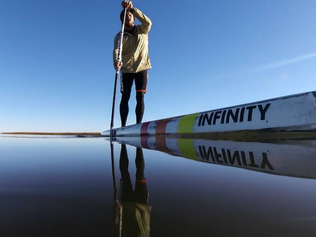 Cold Weather Paddling Tips From Ryan Knysh