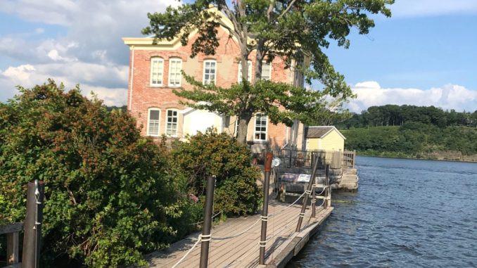 Rip Van Winkle Bridge, Hudson River, Ian Berger, Hudson Highlander, PaddleXaminer, saugerties lighthouse
