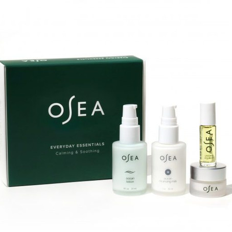 Review: OSEA's All-Natural Skincare Line