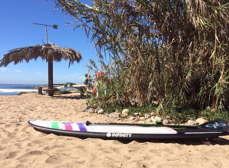 Five Things All New SUP Surfers Should Know