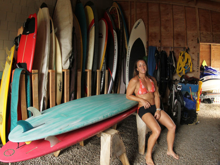From Big Waves to Big Winds, Andrea Moller Masters All