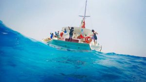 Raggamuffin Sailing Tour, Belize, SUP Examiner