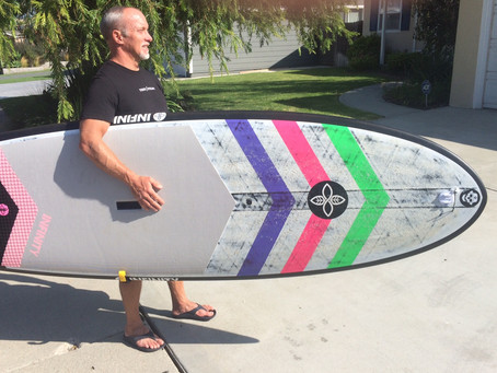 The SUP Hipster: Make Carrying Your SUP Easy