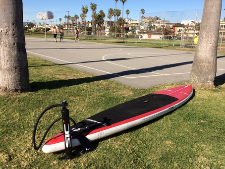The Benefits of an Inflatable SUP