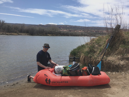 Gear Review: Rapid Raft from Uncharted