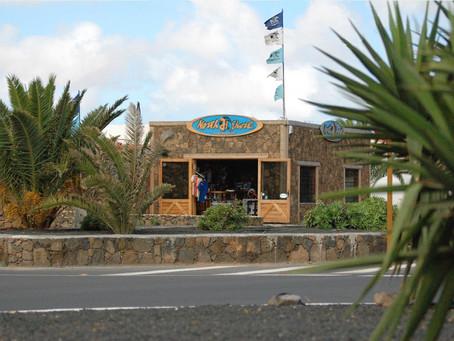 Northshore Shop & Boards – Fuerteventura, Canary Islands