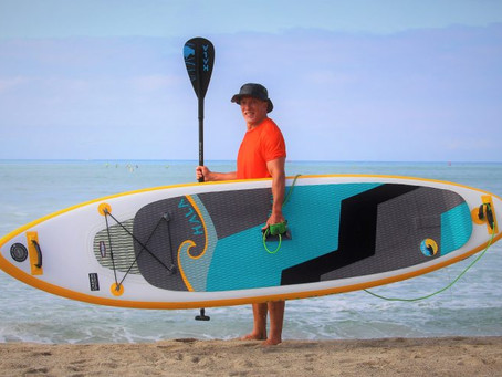 Why an Inflatable SUP is the Right Choice for You