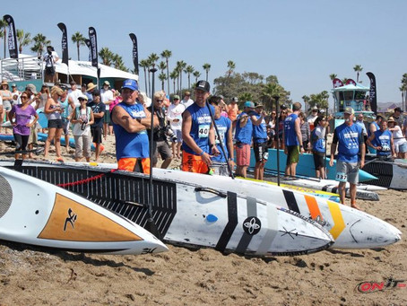 Pacific Paddle Games: Doheny Still Delivers