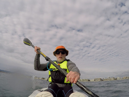 Gear Review: Vaikobi VCOLD Hydroflex Paddling Top